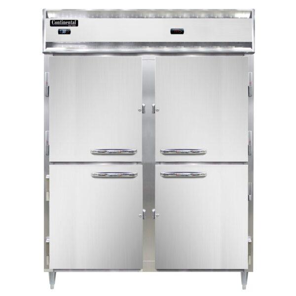 Continental Refrigerator DL2RWE-SS-PT-HD