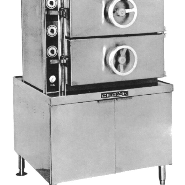 Steamer, Dual-Pressure, Direct Steam