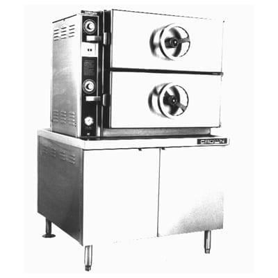 Steamer, Dual-Pressure, Electric