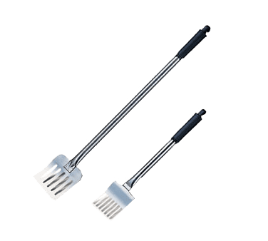 Turner, Slotted, Stainless Steel