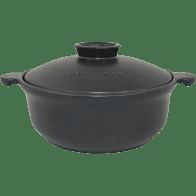 Eurodib USA 500015001 Casserole, with lid, round, bl…