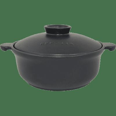Eurodib USA 500031001 Casserole, with lid, round, bl…
