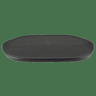 Eurodib USA 510048001 Griddle Pan/Plancha, 19″ oval,…