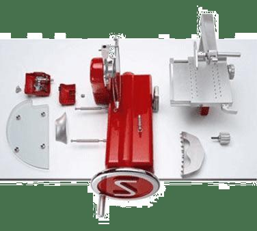 Eurodib USA ANNIVERSARIO 300 Sirman Flywheel Slicer, manual…