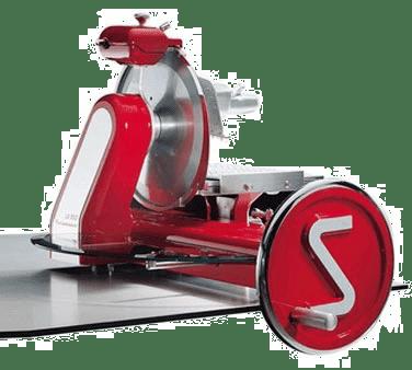 Eurodib USA ANNIVERSARIO 350 Sirman Flywheel Slicer, manual…