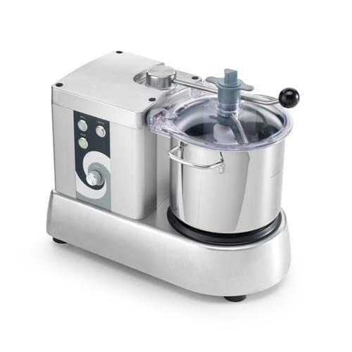 Eurodib USA C-TRONIC 6VT Food Processor, 5.3 liter (1.4…