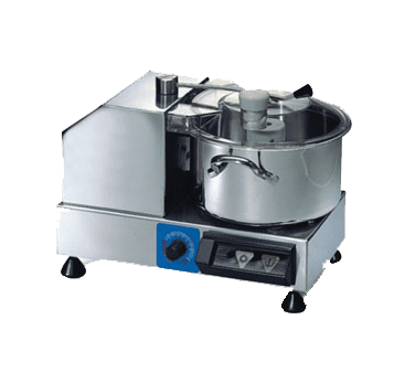 Eurodib USA C6VV Food Cutter, 6 liter capacity,…
