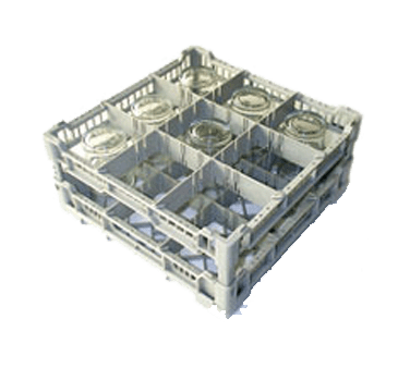 Eurodib USA CC00121 Dishwasher Glass Rack, 5-3/4″H…