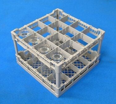 Eurodib USA CC00125 Lamber Dishwasher Glass Rack, …