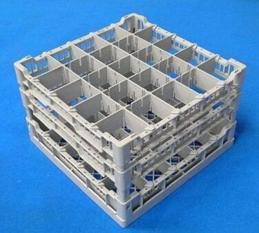 Eurodib USA CC00127 Dishwasher Glass Rack, 3-1/4″H…