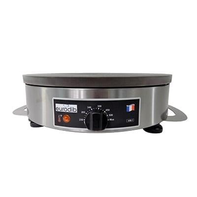 Eurodib USA CEEB41-120 Crepe Maker, electric, 15.9″ d…