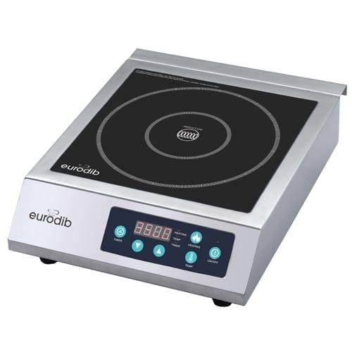 Eurodib USA CI3500 Commercial Induction Range, el…
