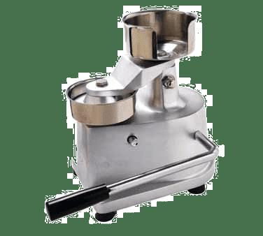Eurodib USA HF-100 Hamburger Press, compact desig…