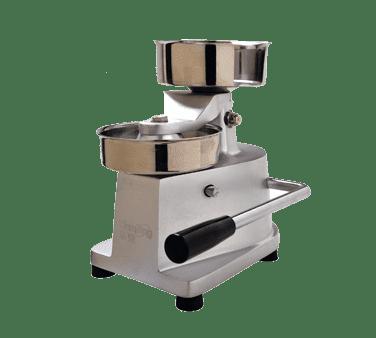 Eurodib USA HF-130 Hamburger Press, compact desig…