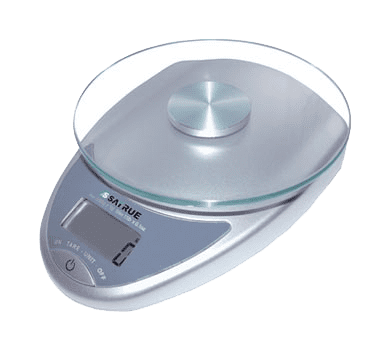 Eurodib USA KC5000 Kitchen Scale, digital, 6.22″ …