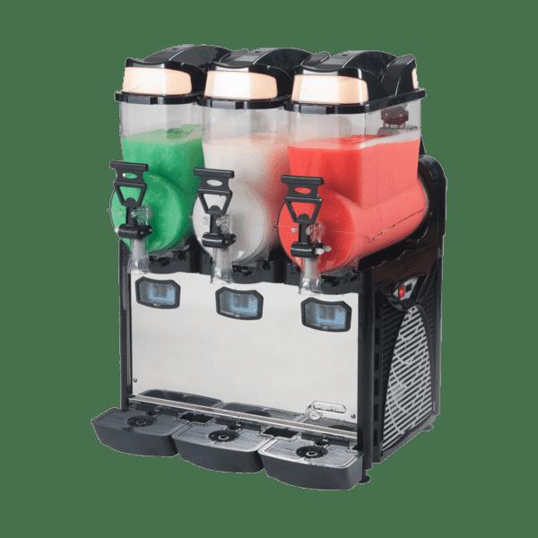 Eurodib USA OASIS3 Slush Machine, (3) 2.6 gallon …