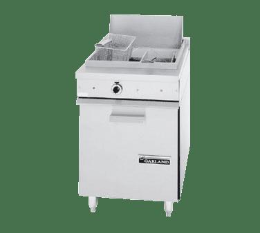 Garland/US Range 36ES21 70 lb. Range Match Electric Floor Fryer