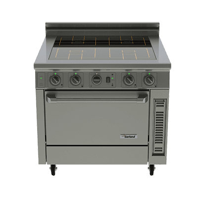 Induction Range, Floor Model