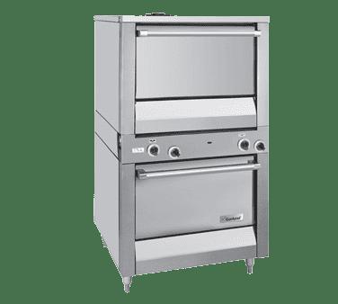 Oven, Gas, Heavy-Duty Range Type