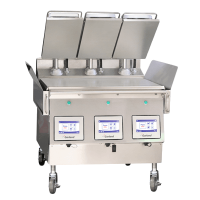 Griddle with Platens, Gas
