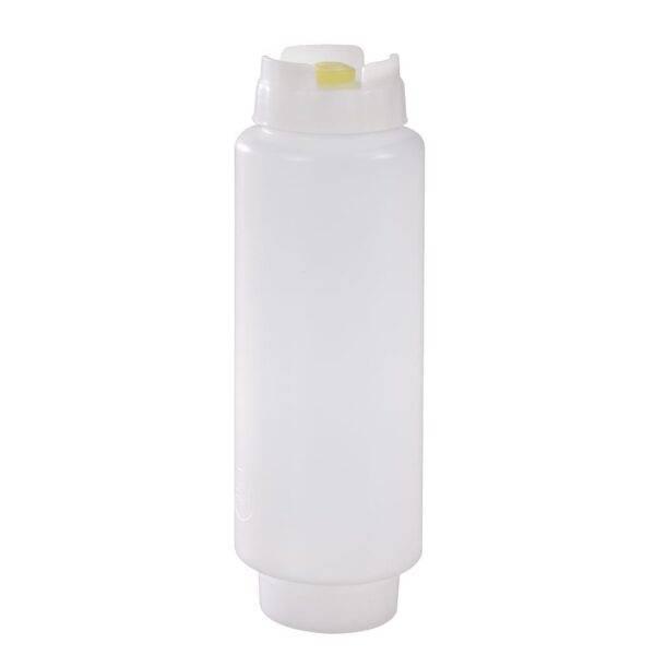 Hatco 1VBOTTLE Squeeze Bottle, 32 oz., wide m…