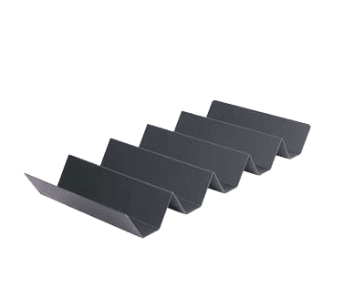 Hatco 5PLTBOX 5 Pleat hard coated french fry…