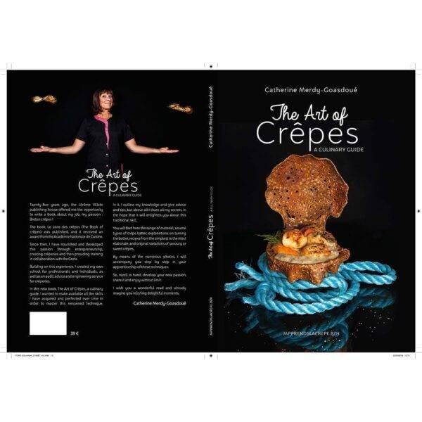 Hatco CREPECB Crepe Cook Book…