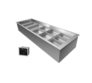 Hatco CWBX-5 Drop-In Refrigerated Well, (5)…