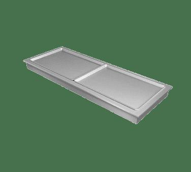 Hatco FTBR-S2 Drop-In Slim Frost Top, 54-15/…