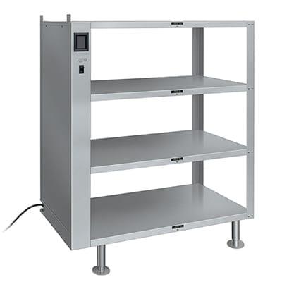 Heated Holding Shelves, Radiant