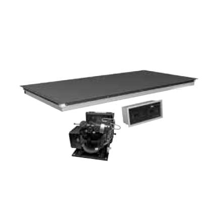 Hatco HCSBFR-24-F Hot/Cold Shelf, built-in flush…