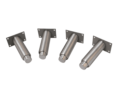 Hatco HDW 6 LEG 6″ adjustable legs, stainless …