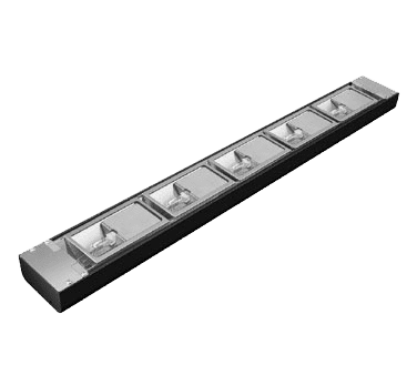 Hatco NLX-48 Glo-Ray® Narrow Xenon Display …