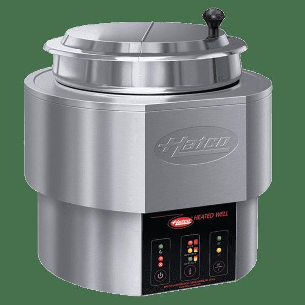 Hatco RHW-1 Round Food Warmer/Cooker, elec…