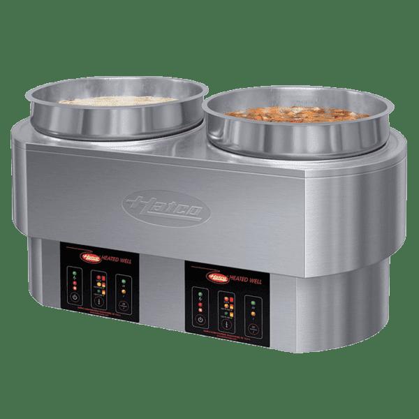 Hatco RHW-2 Round Food Warmer/Cooker, elec…