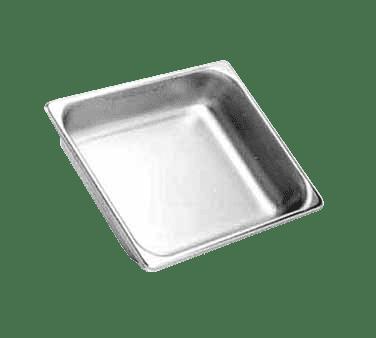 Hatco ST PAN 1/2 Half size pan – 2-1/2″, each…