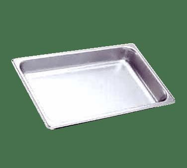 Hatco ST PAN 1/3 Third size pan – 2-1/2″, each…