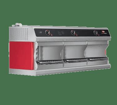 Hatco TFWM36-3900 Thermo-Finisher® 3-Bay Food Fi…