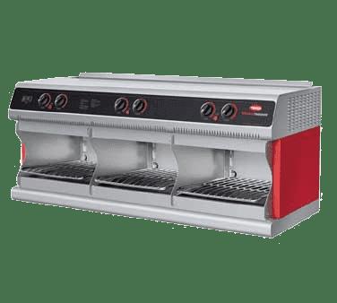 Hatco TFWM36-3939 Thermo-Finisher® 3-Bay Food Fi…