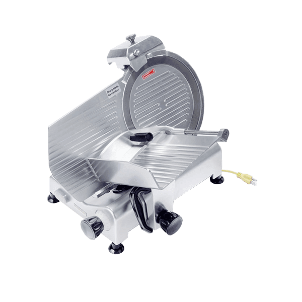 Hebvest FS12CP Slicer, manual, compact, 12″ s…