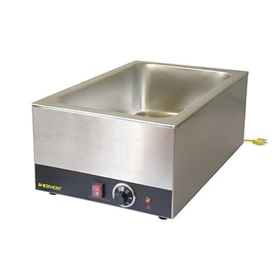 Hebvest FW01HD Food Warmer, countertop, 20″L …
