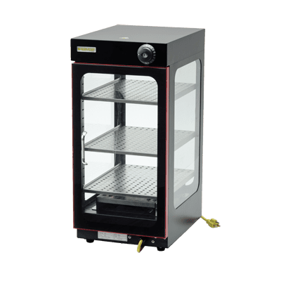 Hebvest HD12HT Display Case, heated, countert…