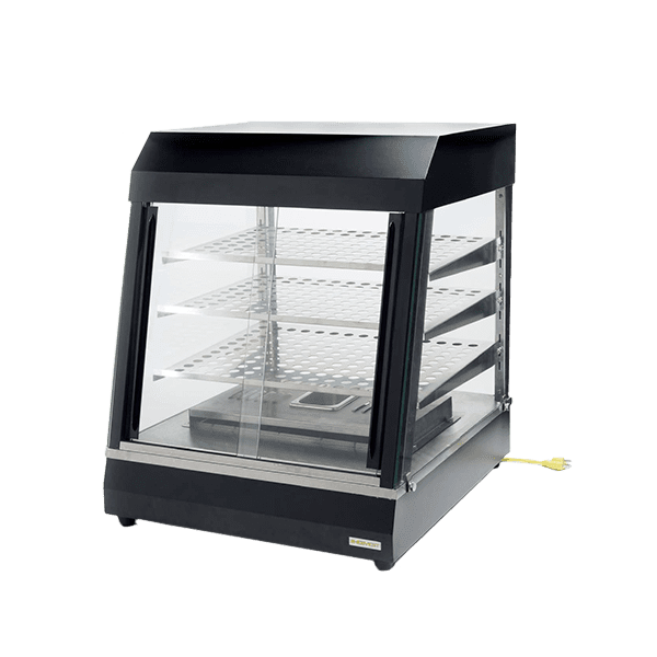 Hebvest HD24HT Display Case, heated, countert…