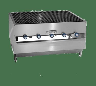 Chicken Charbroiler, Gas