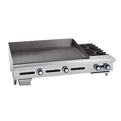Griddle / Hotplate, Gas, Countertop
