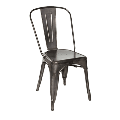 Chair, Side, Stacking, Outdoor