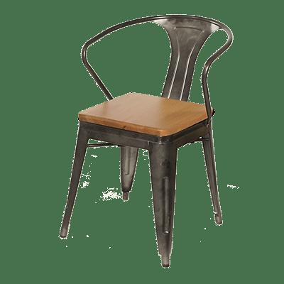 Chair, Armchair, Stacking, Indoor