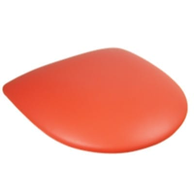 JustChair Manufacturing SEAT-PADDED-M-GR2 Seat, padded, for metal chairs…