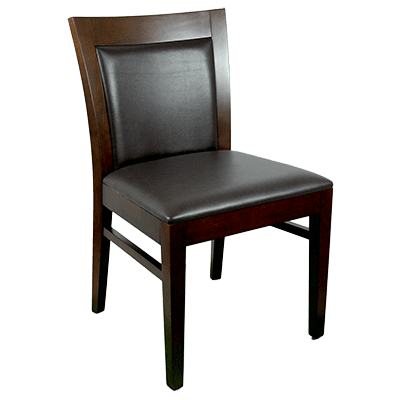 JustChair Manufacturing W55518-BLK
