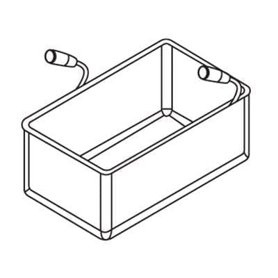 MVP Group LLC 116-0010 Axis Pasta Basket, full size, …